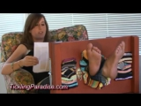 Ticklish Tryouts Part 4 - All 11 Girls Feet Gets Tickled
