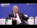 """Владимир Путин отметил: """"Газпром нефть"""" — одна из продвинутых компаний, которая применяет новые технологии""""."""
