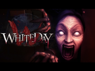 White Day - A Labyrinth Named School ✐ KOREAN HORROR GAME