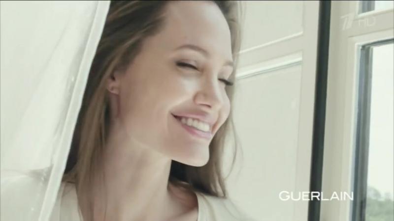 Guerlain Mon Guerlain с Анджелиной Джоли