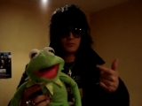 Jyrki rocks Kermit!