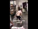 $uicideboy$ Kyle Leunissen playing basketball at the FTP Warehouse [$UICIDEBOY$] [6_26_18]