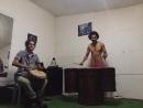 Djole arr Fode Seydou Bangoura Baraban Osebo rehearsal