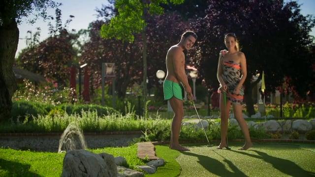 Video - Naturist camp Valalta