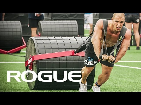 CHAOS The Rogue Tumbler — 2018 CrossFit Games 8K