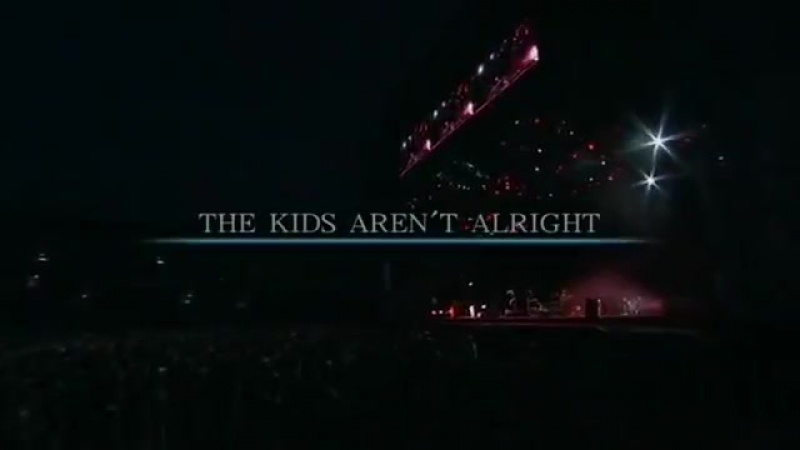 The Offspring - Youre Gonna Go Far, Kid The Kids Arent Alright (Live @ Summe