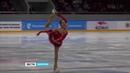 Alina Zagitova World Junior Championships 2017 Reportage B