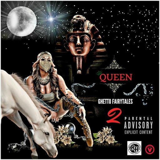 Queen альбом Ghetto Fairytales 2