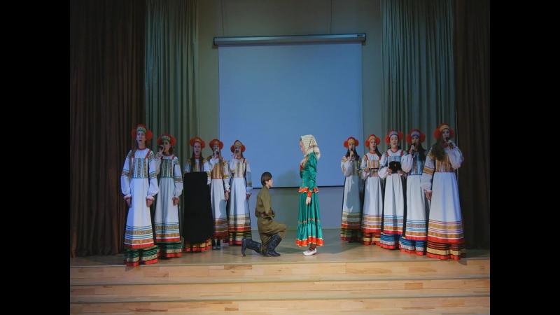 Усачев Семен и ансамбль