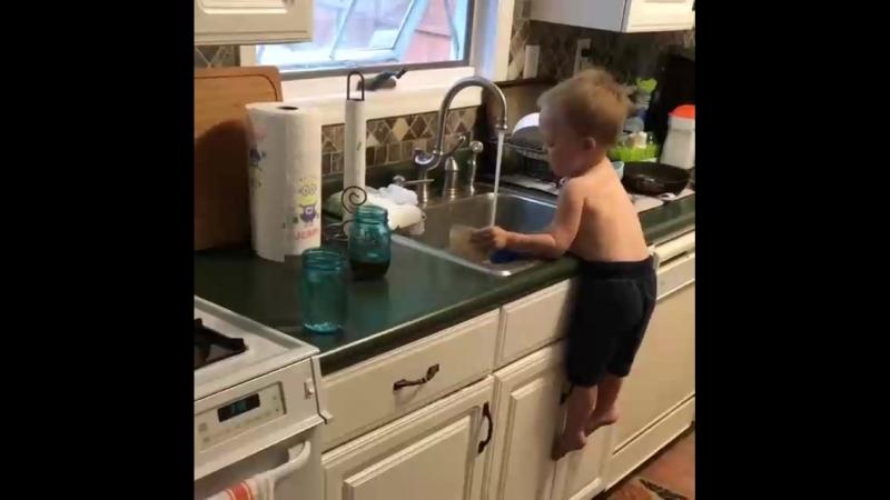 Когда живот только в помощь (VIDEO ВАРЕНЬЕ)