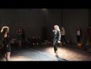 HOME BATTLE VOL.12 - WAACKING 1X1 - FIN - Ценева Татьяна vs Елизавета Махова (win)