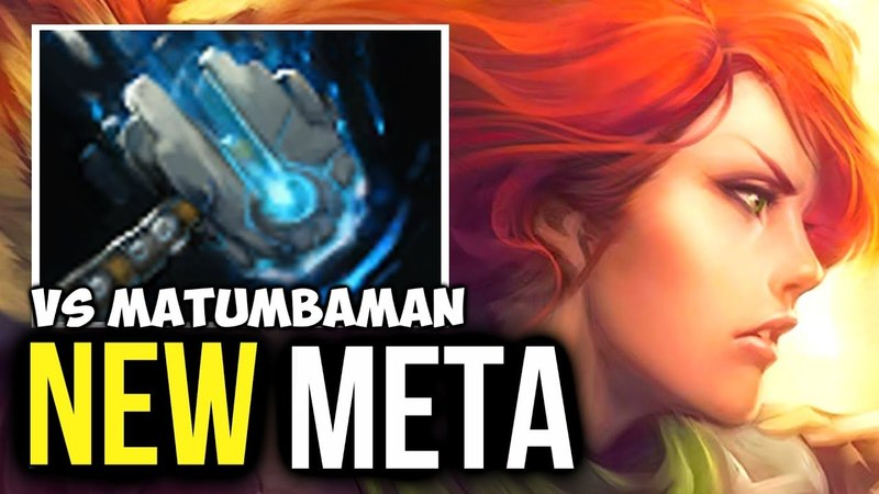 GH Windranger New Meta - GOD of Support Dota2