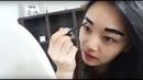 Макияж перед сном ! спальный макияж 잠자기전 아침을 위한 빠른 메이크업 минкюнхаMinkyungha경하