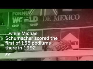 2017 Mexico Grand Prix _ Fast Facts