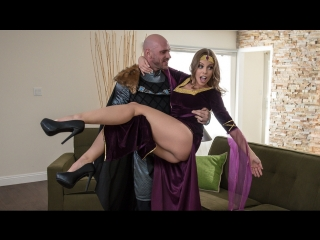 Britney amber – cucked for historical accuracy [brazzers. big tits, blonde, milf, uniform & costumes