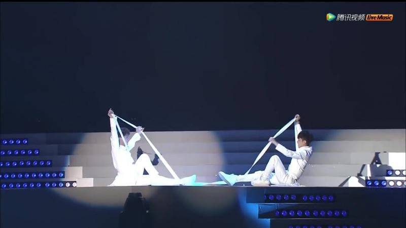 X NINE (X玖少年团) - 《大鱼》(Guo Zifan, Xia Zhiguang) Shanghai Concert 20170402
