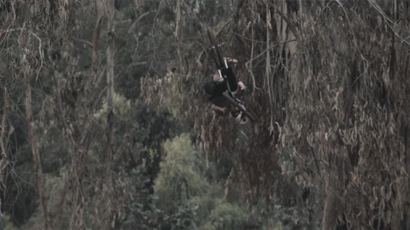 А Peek Into the South American Dirt Jump Scene