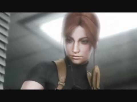 Resident Evil ft Leon, Claire, Jill, Chris - I love the way you lie (part II)