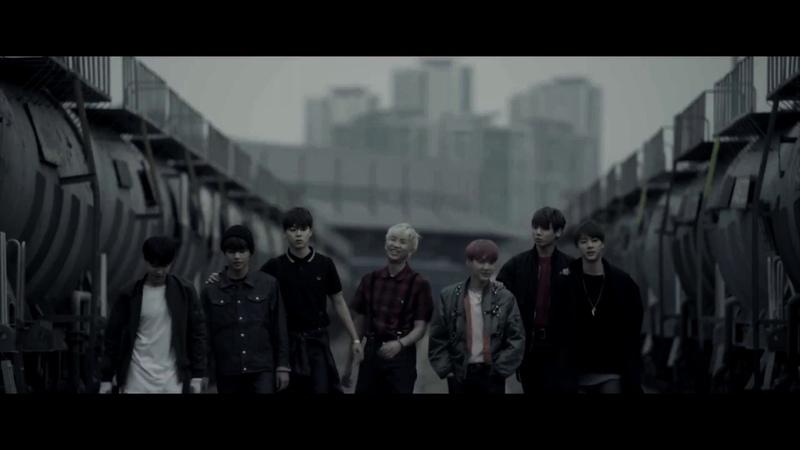Fanfik-teaser BTS - My Beloved is a wolf