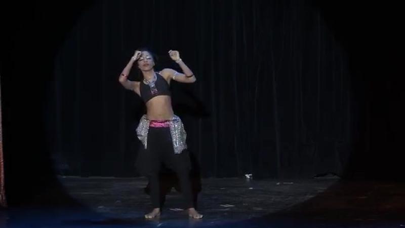 Rin Ajna - The Tribal Massive Fusion Bellydance Showcase 18054