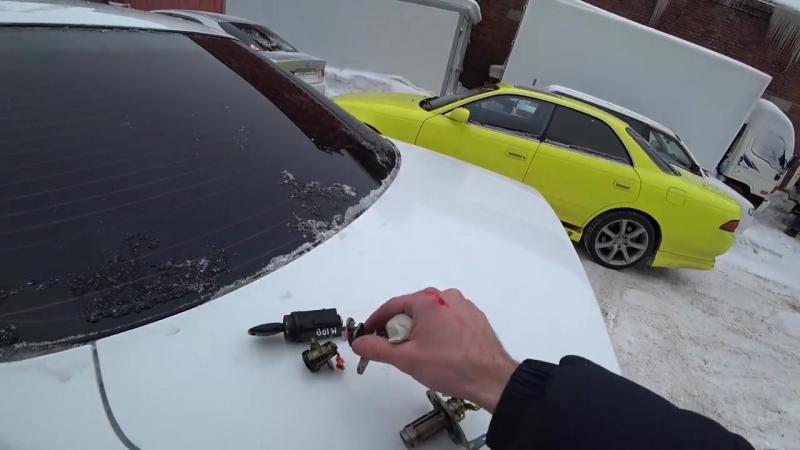 [Абрам TV] Toyota Mark II МЕРТВЕЦ будет ЖИТЬ! -4700руб на Тойота Марк 2