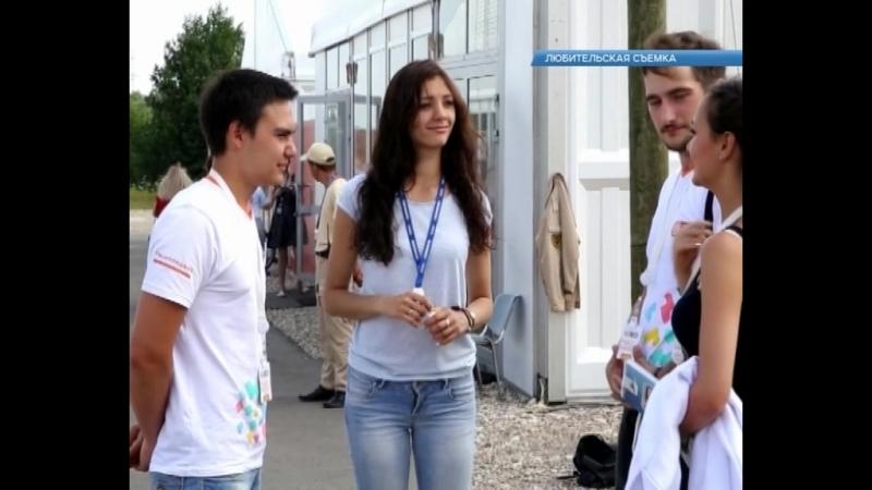 Курские журналисты побывали на Территории смыслов
