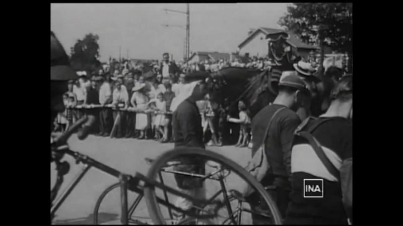 TDF 1903 Depart
