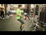 Тренировка на укрепление мышц спины