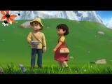Итальянский язык с мультфильмами.Айди 2 серия