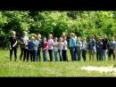 Пришкольный летний оздоровительный лагерь при Кантауровской школе. Спортивный Праздник, посвященный Дню России.