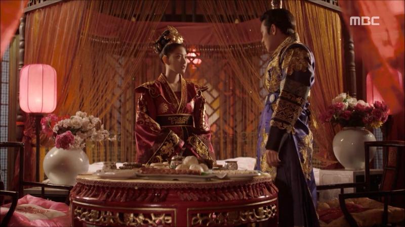 Императрица Ки - Император Тогон был прям со своей императрицей Байан Хутуг