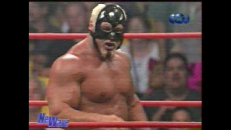 Титаны реслинга WCW Nitro October 2 2000