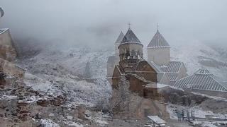 Армения. Фильм Ксении Барановой (1)