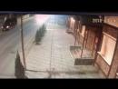 Відео аварії в Хусті по ул Їв Франка