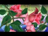 Самое красивое поздравление с Днем Рождения женщине (видеооткрытка)