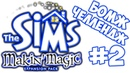 The Sims makin magic | The sims 1 | БОМЖ ЧЕЛЛЕНДЖ 2