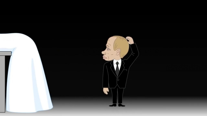 Как Путин 18 лет Россию трахает