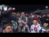 Гол. 10. Роб Клинкхаммер (Ак Барс) здорово подправил шайбу на пятаке. КХЛ-видео.mp4