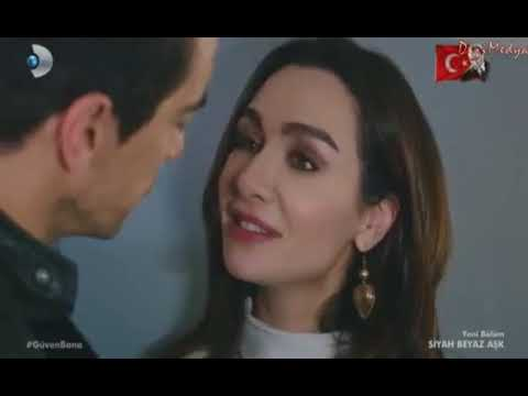 Siyah Beyaz Ask - Разве я не твой муж (отрывок из серии с русскими субтитрами)