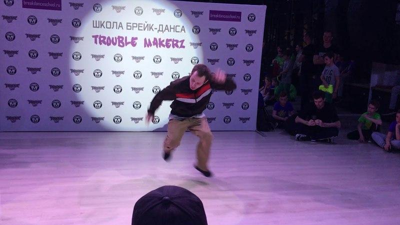 Trouble Fest 5 Azim vs Muzhik vs Zik