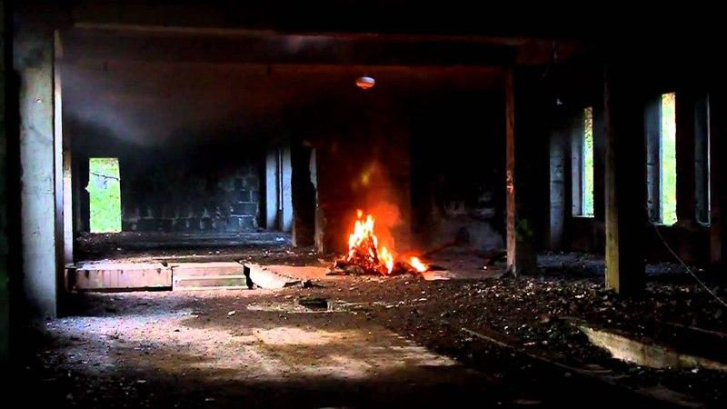 Противопожарная система Буран
