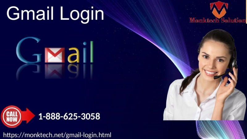 Gmail login credentials not working fathom the issue at 1 888 625 3058