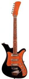 Гитара Аэлита и советские гитары