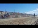 Скачки на Карачаевских скакунах в Джегуте