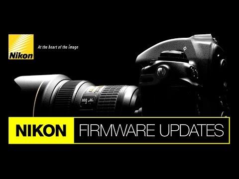 Обновление прошивки фотоаппаратов Nikon с официального сайта