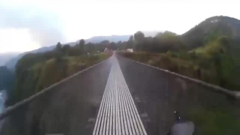 опасных мостов в разных странах
