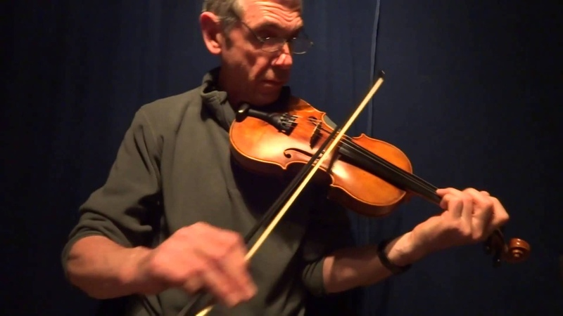 Greensleeves played on fiddle in a primitive style