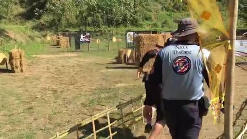 Chiang rai ipsc handgun championship 2018