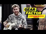 A Day To Remember's Neil Westfall My Signature ESP Guitar - Gear Factor