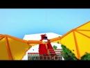 КАК ДЕВУШКА ФАТИМА ПОПАЛАСЬ Майнкрафт ПЕ Выживание деревня моды видео мультик для детей Minecraft